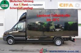 refrigerated closed box lcv Volkswagen Frisch+Tiefkühl -20° Scheckheft Klima 2013