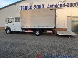 tilt lcv Mercedes-Benz Vario DoKa 7 Sitze MBB LBW 1 to Standheizung 2011