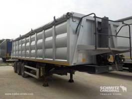 Kippauflieger Wielton Semitrailer Tipper Alu-square sided body 2014