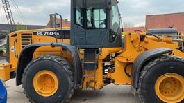 wheel loader Hyundai HL760-9A 2014