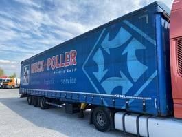 tilt semi trailer Kögel Hubdach / Liftachse  / MEGA / EDSCHA 2012