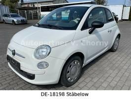 hatchback car Fiat Elektro Karabag Automatik incl. Batterie 2012