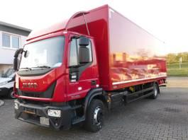 closed box truck Iveco EuroCargo ML ML160E28/P EVI_C. MIT.ADR 2018