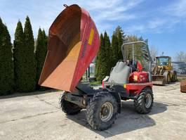 wheel dump truck WACKER NEUSON 5001 2006