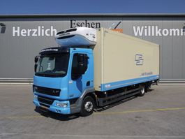 refrigerated truck DAF LF 45 220 4x2, Thermo King T 800 R 2013