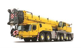 all terrain cranes Grove GMK 6400 2018