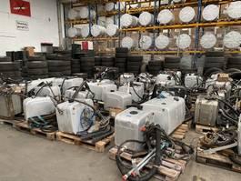 Hydraulic system truck part Hyva Hydrauliksystem / 1 Kreis / 2 Kreis