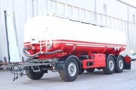 tank trailer Schwarzmüller 24000L 2 Kammern ADR Leasing 2014
