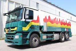tank truck Mercedes-Benz Actros 2548 6x2 MP3 22.000l ADR Leasing 2011