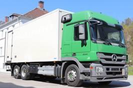 refrigerated truck Mercedes-Benz Actros 2544 Euro5 LBW MP3 Retarder 2010