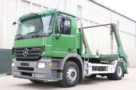 container truck Mercedes-Benz Actros 1836 4x2 E5 Analog Tacho Blatt Luft AHK 2005