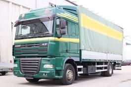 tilt truck DAF XF 105 Euro5 Retarder LBW Blatt Luft SC 2009