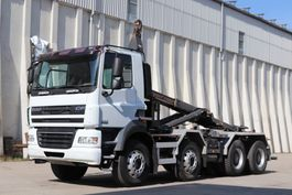 container truck DAF CF 85 8x4 E5 Retarder Leasing 2009