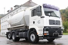 tank truck MAN TGA 28.430 E4 Zement Silo 18.000l Pumpe 2006