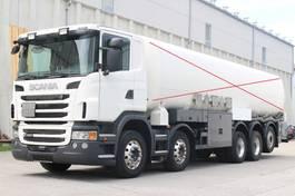 chassis cab truck Scania G480 E5 10x4 Retarder ADR 2010
