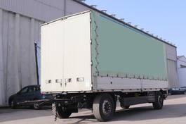 sliding curtain trailer Meusburger MPA-2 Durchlademöglichkeit 2010