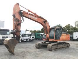 crawler excavator Doosan Kettenbagger DX 255 LC 2009
