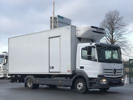 refrigerated truck Mercedes-Benz Atego 1223 11.2020 L NR Kühlkoffer Thermoking T 600 R - EU 6 2014