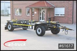swap body trailer Schmitz Cargobull 01/2021 AWF 18, BDF Standard 7,45 , TÜV 01/2021 2013