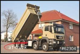 tipper truck > 7.5 t MAN TGS 41 01/2022 BB 8x8 Kipper Langendorf 2017