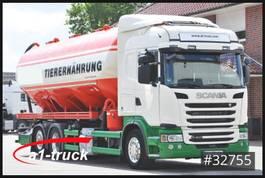 Bandwagen  Scania G400 Köhler 32m³ Silo Futter Saug Pellets 2014
