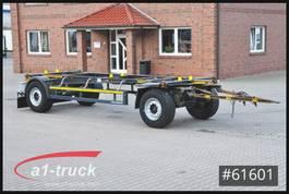 swap body trailer Schmitz Cargobull 12/2021 AWF 18, BDF Standard 7,45 , TÜV 12/2021 2013