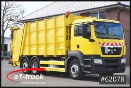 garbage truck MAN TGS 26 11/2021 , Lenkachse, Zoeller Medium XL 2009