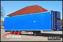 walking floor semi trailer Knapen Trailers 10/2021 K200, Mega Jumbo 100m³ 7.310 Kg. 2015