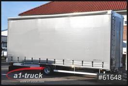drop side full trailer Krone 07/2021 Gniotpol 1 Achs Alu Plane, 5240kg Nutzlast 2016