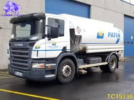 tank truck Scania P230 Euro 4 2006