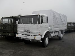 Militär-LKW DAF 1800 YA4440 DT615 steel 4x4 EXPORT ex-army MORE UNITS YA 4442 2300 Mercedes 1017 on request 1981