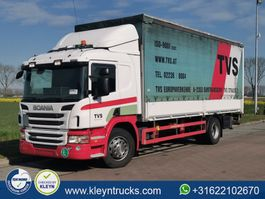 tilt truck Scania P320 mnb 19t cp19 1x bed 2012