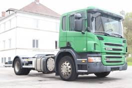 Fahrgestell LKW Scania P420 4x2 Euro5 ADR Retarder 2009