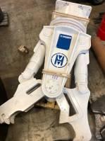 hydraulic shear Hamm er MC35 fitts 25-45 Ton machine 2020
