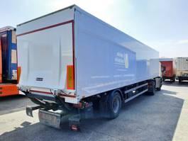 closed box semi trailer System Trailer City - Boxtrailer