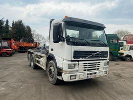container truck Volvo FM 420 6x4 haakarm systeem 1999