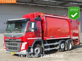 garbage truck Volvo FM 330 6X2 NL-Truck Lift+Lenkachse Euro 6 Geesink Aufbau 2016