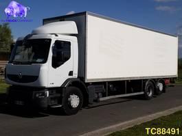 closed box truck Renault Premium 310 Euro 5 2011