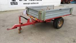 flatbed car trailer Ravenna RM200x125 2008