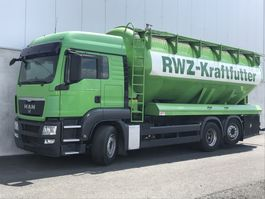tank truck MAN TGS 26 07.2021 FLL 6x2, Lift+Lenk, Intarder Heitling 31 m³, Schiebedeckel, 4 Ka... 2010