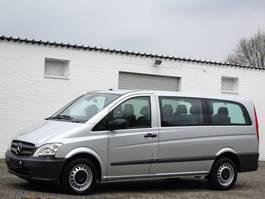 Minivan Mercedes-Benz Vito 113 Cdi Lang L2 9 Sitze Klima Leder Euro 5 2012