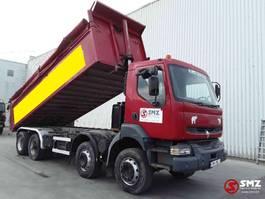 tipper truck > 7.5 t Renault Kerax 420 2003