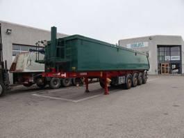 tipper semi trailer Carnehl 36 m³ 2014
