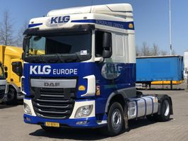 cab over engine DAF 106 XF 460 EURO 6 SPACE CAB INTARDER 2015