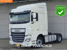 cab over engine DAF XF 450 4X2 SC ACC 2 Tanks NL-Kenteken+2022 APK! 2018