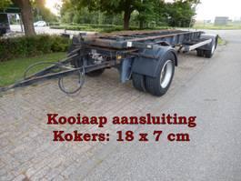 swap body trailer Van Hool R-214 2 As Vrachtwagen Aanhangwagen T.b.v. Wissellaadbak(ken), WG-48-GH 1991