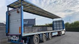 Viehauflieger System Trailer Kippentransport