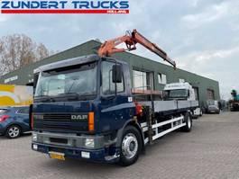 platform truck DAF CF 75 1999