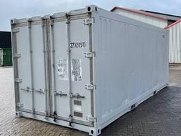 isolierter Versandcontainer Vernooy 20ft geisoleerde zeecontainer Z273245