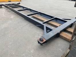 flat rack shipping container Vernooy Gebruikte 20ft kabelframe Gv0280